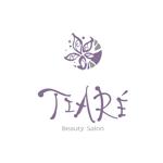 yoko115さんの美容室「TIARÉ」のロゴ作成への提案