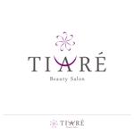 n_ddyさんの美容室「TIARÉ」のロゴ作成への提案