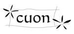 sonachanchanさんのナチュラルな新規の雑貨ブランド「cuon」のロゴ作成への提案