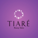 ruuuさんの美容室「TIARÉ」のロゴ作成への提案