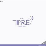 maldduk2jpさんの美容室「TIARÉ」のロゴ作成への提案