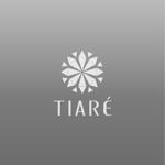 cxd01263さんの美容室「TIARÉ」のロゴ作成への提案