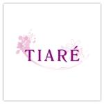 Hapioさんの美容室「TIARÉ」のロゴ作成への提案