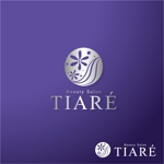 maharo77さんの美容室「TIARÉ」のロゴ作成への提案
