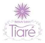 yukinkonetさんの美容室「TIARÉ」のロゴ作成への提案