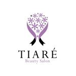 y-wachiさんの美容室「TIARÉ」のロゴ作成への提案