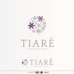 mogurintai7さんの美容室「TIARÉ」のロゴ作成への提案