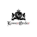 curypapasanさんのセレクトショップ「LOWER ORDER」のロゴ作成への提案