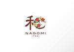 mama-iさんのフラワーアレンジメント・お花教室・着付け教室のロゴ作成への提案