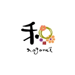 yoko115さんのフラワーアレンジメント・お花教室・着付け教室のロゴ作成への提案