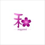 Hearts_Cryさんのフラワーアレンジメント・お花教室・着付け教室のロゴ作成への提案
