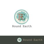 web_cdjさんの「Round Earth」のロゴ作成への提案