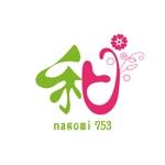 ninjinmamaさんのフラワーアレンジメント・お花教室・着付け教室のロゴ作成への提案