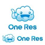 perles_de_verreさんのクラウド型リカバリーソフト「OneRes (ワンレス)」のロゴ(商品イメージ)作成への提案