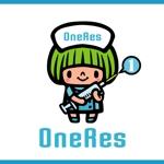illustyasanさんのクラウド型リカバリーソフト「OneRes (ワンレス)」のロゴ(商品イメージ)作成への提案