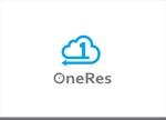spinnersさんのクラウド型リカバリーソフト「OneRes (ワンレス)」のロゴ(商品イメージ)作成への提案
