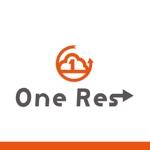iwwDESIGNさんのクラウド型リカバリーソフト「OneRes (ワンレス)」のロゴ(商品イメージ)作成への提案