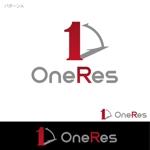 oo_designさんのクラウド型リカバリーソフト「OneRes (ワンレス)」のロゴ(商品イメージ)作成への提案