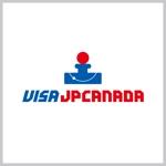 「シンプルなロゴが得意な方へ:「VISA JPCANADA」 の 「ピクチャーロゴ」or「抽象ロゴ」募集  」のロゴ作への提案