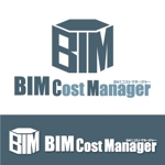 hiko-kzさんの「BIMコストマネージャー」のロゴ作成への提案
