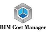 ashramさんの「BIMコストマネージャー」のロゴ作成への提案