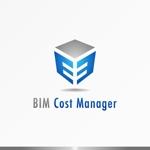 akitakenさんの「BIMコストマネージャー」のロゴ作成への提案