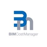 nabeさんの「BIMコストマネージャー」のロゴ作成への提案