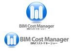renamaruuさんの「BIMコストマネージャー」のロゴ作成への提案