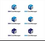 spinnersさんの「BIMコストマネージャー」のロゴ作成への提案