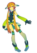 xxxshitooさんのロボットのキャラクターデザインへの提案