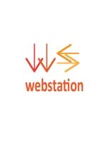 「株式会社ウェブステーション」のロゴ作成への提案