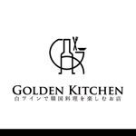 iwwDESIGNさんの飲食店のロゴデザインへの提案