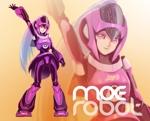 xfrgmさんのロボットのキャラクターデザインへの提案