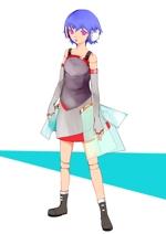 yuu5201さんのロボットのキャラクターデザインへの提案