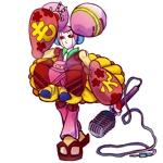 ritz_kayamaさんのロボットのキャラクターデザインへの提案