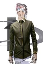 freehandさんのアパレルブランドのキャラクター製作への提案