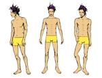 norimaki6514さんのアパレルブランドのキャラクター製作への提案