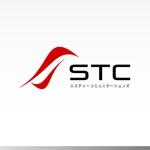 m-spaceさんの「STC または エスティーコミュニケーションズ」のロゴ作成への提案