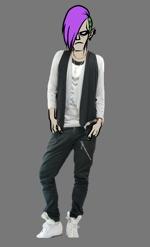 yunmeeさんのアパレルブランドのキャラクター製作への提案