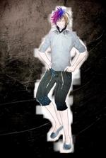 earlygirlさんのアパレルブランドのキャラクター製作への提案