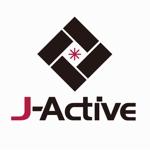 kuma-booさんのミャンマーへ日系で初進出!フィットネススタジオ「J-Active」のロゴへの提案