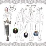 yuri_koyozaさんのアパレルブランドのキャラクター製作への提案