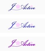 free_001さんのミャンマーへ日系で初進出!フィットネススタジオ「J-Active」のロゴへの提案