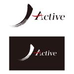 serve2000さんのミャンマーへ日系で初進出!フィットネススタジオ「J-Active」のロゴへの提案