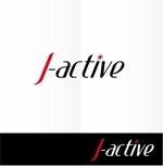 poormanさんのミャンマーへ日系で初進出!フィットネススタジオ「J-Active」のロゴへの提案