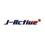 nature_acpさんのミャンマーへ日系で初進出!フィットネススタジオ「J-Active」のロゴへの提案