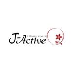 Design_Studio_Gakuさんのミャンマーへ日系で初進出!フィットネススタジオ「J-Active」のロゴへの提案
