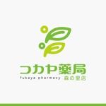 akitakenさんの調剤薬局「フカヤ薬局 森の里店」のロゴへの提案
