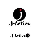nekofuさんのミャンマーへ日系で初進出!フィットネススタジオ「J-Active」のロゴへの提案