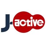 bakaoruさんのミャンマーへ日系で初進出!フィットネススタジオ「J-Active」のロゴへの提案